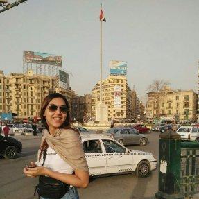 Plaza de la Revolución, El Cairo