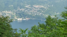 Vistas desde Brunate